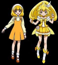 Shugo Chara, Glitter Force, Pretty Cure, Sailor Moon, Princess Zelda, Disney, Cute, Anime, Fictional Characters
