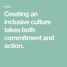 Creating an inclusive culture takes both commitment and action. Image Search Engine, Royalty Free Images, Culture, Stock Photos, Create, Action, Design, Group Action, Copyright Free Images