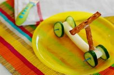 10 Creative Healthy Snacks For Kids | Parenting
