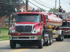 Beaver Township Fire & Rescue tanker