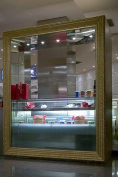 Realisierte Projekte: Möbel für Bars, Eisdielen, Konditoreien und Contract - IFI