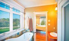Next image >> Bathtub, Cottage, Building, Bathrooms, Beautiful, Home, Image, Style, Standing Bath