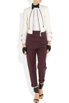 189e1b3a2f Karl by Karl Lagerfeld Twill Pants, Welt Pocket, Outfits For Teens, Karl  Lagerfeld