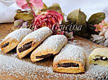 Biscotti cuore di cioccolato ricetta veloce | Arte in Cucina