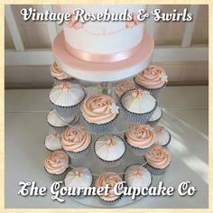 Luxury Cupcakes | The Gourmet Cupcake Company