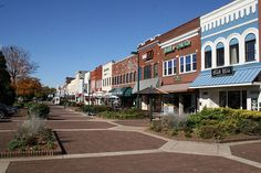7. Hickory, North Carolina