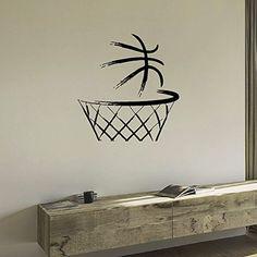 Wall Decal Vinyl Sticker Gym Sport Basketball Ball Decor Sb908 ElegantWallDecals http://www.amazon.com/dp/B012OAJZQ8/ref=cm_sw_r_pi_dp_4IiYvb1ETCJ8R