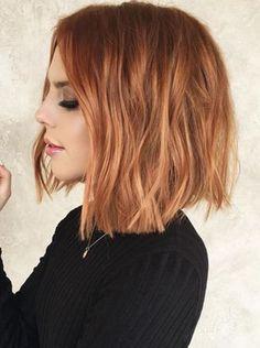 Formal Hairstyles For Short Hair, Short Red Hair, Short Ombre, Very Short Hair, Bob Hairstyles, Short Hair Styles, Wedding Hairstyles, Hair Color Dark, Dark Hair