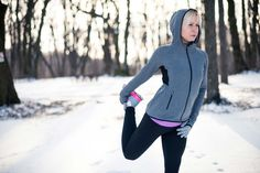 We've rounded up some tips to help you stay fit through these cold winter months and a few occasions when you should stay inside instead.