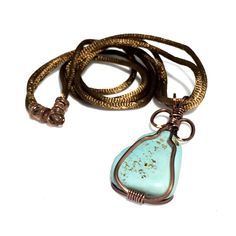 #turquoisenecklace  #necklace #southwestnecklace #bohonecklace #turquoisejewelry #gemstonenecklace  #stonenecklace  #gypsynecklace #hippienecklace #bohemiannecklace #turquoisependant  #pendant #southwestpendant #bohopendant #turquoisependant #gemstonependant #stonependant  #gypsypendant #hippiependant #bohemianpendant Turquoise Pendant, Turquoise Gemstone, Turquoise Jewelry, Bohemian Necklace, Wire Wrapped Pendant, Stone Pendants, Gemstone Necklace, Copper Wire, Jewelry Gifts