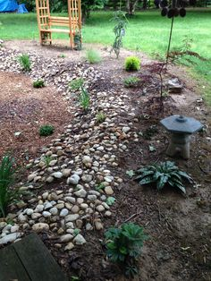 More Asian garden in progress