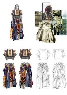New fashion portfolio westminster milan 38 ideas - Dresses for Women Mise En Page Portfolio Mode, Fashion Portfolio Layout, Fashion Design Sketchbook, Fashion Sketches, Portfolio Design, Fashion Moda, Fashion 2017, Fashion Art, Trendy Fashion