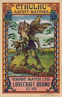 Cthulhu Matches
