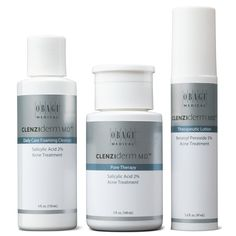 ClenziDerm M.D. System Acne Therapeutic System