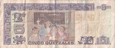Wertseite: Geldschein-Amerika-Guatemala-Quetzal-5.00-1998