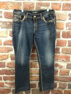 1a0d179cf366 Womens Silver Jeans  Suki 17