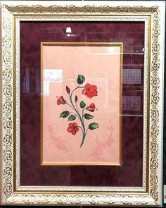 Hibiscus Çiçeği  2016 Geleceğin Ustaları Ebru Dalında 3. lük alan eserim