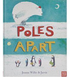 THE LITTLE WHITE COMPANY Poles apart book