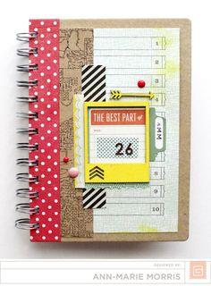 BasicGrey | Capture | Ann-Marie Morris. Altered notebook.  Notebook. Cuaderno decorado. Libro alterado. Book.