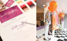 Event Feature // The Well Coiffed Closet Charleston Launch Party | Hampden Clothing