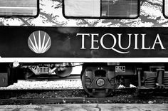 Tequila tour via train!