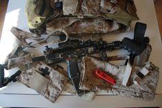 MP-7 and gear1 - Navy DEVGRU