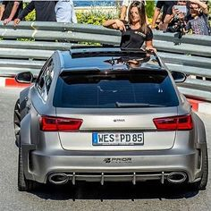PriorDesign RS6!  [ Photo by: ? ] #QUATTROFFICIAL #RS6 #AudiRS6 #Audi #RS #AudiRS #Quattro #Audirepost #AudiQuattro #AudiFamily #RSFamily #kingzwhips Audi A6 Rs, Audi S5, Audi Quattro, Maserati, Bugatti, Audi Motorsport, Top Cars, Car Engine, Car In The World
