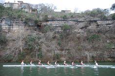Rowing in austin
