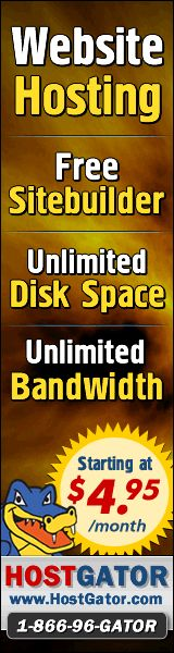 Website Hosting + Free Sitebuilder + Unlimited Disk Space + Unlimited Bandwidth + Use this code ACTION10OFF  to get a $9.94 discount when you register.  http://secure.hostgator.com/~affiliat/cgi-bin/affiliates/clickthru.cgi?id=scyiza