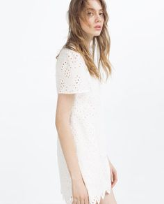 EMBROIDERED DRESS-View all-WOMAN-NEW IN | ZARA Israel