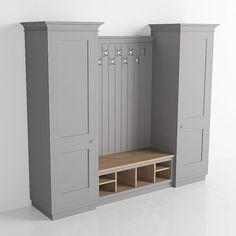 Entryway storage furniture doors 17 ideas for 2019 Cupboard Storage, Hallway Storage, Storage Furniture, Utility Room Designs, Storage, Boot Room Storage, Bedroom Storage, Hallway Cupboards, Hallway Furniture