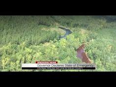 State of Emergency Update for Pipeline Leak - YouTube