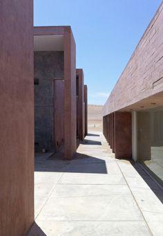 Barclay & Crousse. Paracas Museum. Landscape. Desert. Arid. Materiality. Sensitivity. Environment. Heritage. Culture.