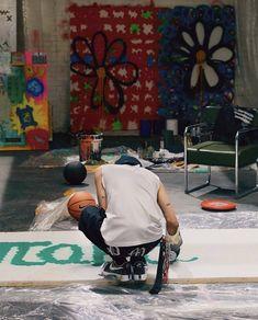 An Art himself Intellectual G-Dragon for Nike Gd Bigbang, Bigbang G Dragon, Daesung, Ft Island, Ji Yong, Korean Model, Perfect Man, Korean Boy Bands, Dragons