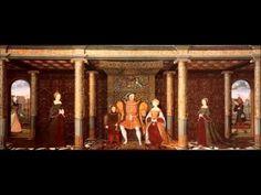King Henry VIII - Consort Music - YouTube