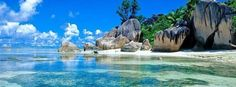"""See 273 photos and 19 tips from 1380 visitors to Seychelles. """"Home to some of the world's most beautiful beaches. Les Seychelles, Seychelles Beach, Seychelles Islands, Seychelles Africa, Seychelles Honeymoon, Most Beautiful Beaches, Beautiful Places To Visit, Beaches In The World, Countries Of The World"""