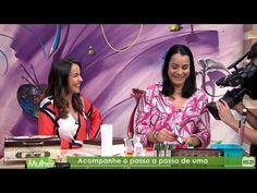 Caixa Love com Patina Riscada por Livia Fiorelli - 16/05/2017 - Mulher.com - P1/2 - YouTube