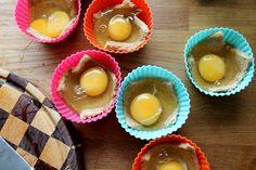 Brunch - toast med æg