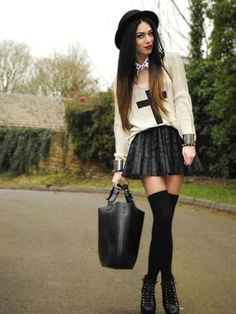 such a cool outfit