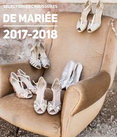Sélection de chaussures de mariée 2017-2018 Blog mariage | M comme Madame