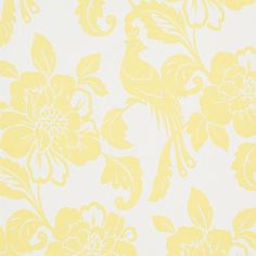 Color: White / YellowLush and Lively; Stroll through a Blooming GardenExtra Washable. Strippable. Paste required; Apply to WallStraight Design Match; Pattern Repeat Every 20.8 InchThis is for one (1)
