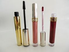 Stila 20th anniversary collection Mile High Lashes mascara and Magnificent Metals lip gloss