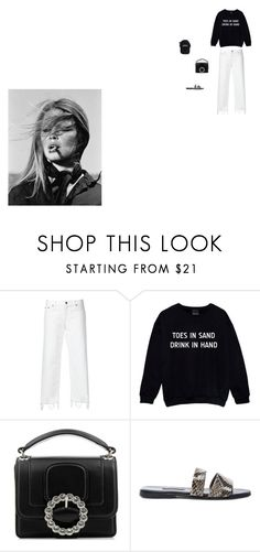 """Untitled #520"" by da-rk-en-ed ❤ liked on Polyvore featuring Simon Miller, Marc Jacobs and NewbarK"