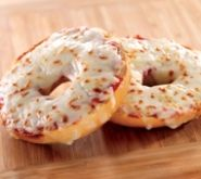 This whole grain pizza bagel recipe can double as a healthy snack for kids after school or a fun breakfast. Visit www.samc.com for more.