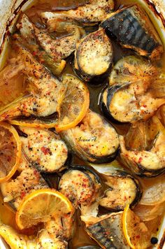 Fish Recipes, Healthy Recipes, Sweet Spice, Good Food, Yummy Food, Romanian Food, Spices, Food And Drink, Tasty