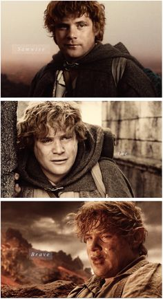 """""""You've left out one of the chief characters - Samwise the Brave. I want to hear more about Sam… Frodo wouldn't have got far without Sam."""""""