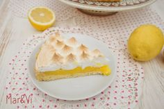 ricetta di dolce al limone