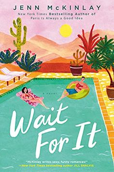 This Chick Read: Wait for It by Jenn McKinlay New Romance Books, Romance Novels, New Books, Boston Winter, Funny Romance, Best Authors, Marriage Proposals, Graphic Design Studios, Ex Husbands