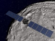 NASA's Dawn mission has received official confirmation that 40 extra days have been added to its exploration of the giant asteroid Vesta.