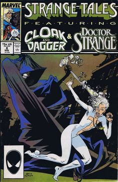 Strange Tales vol 2 #8   Cover art by Kevin Nowlan